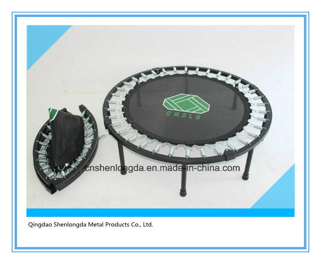 Sld. 40′′-Y5c-T Pipe Plug Trampoline with Safety Net pictures & photos