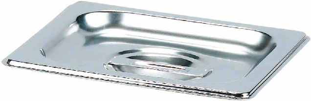 Stainless Steel Gastronorm Pan 1/6, Lid (YG16LT)