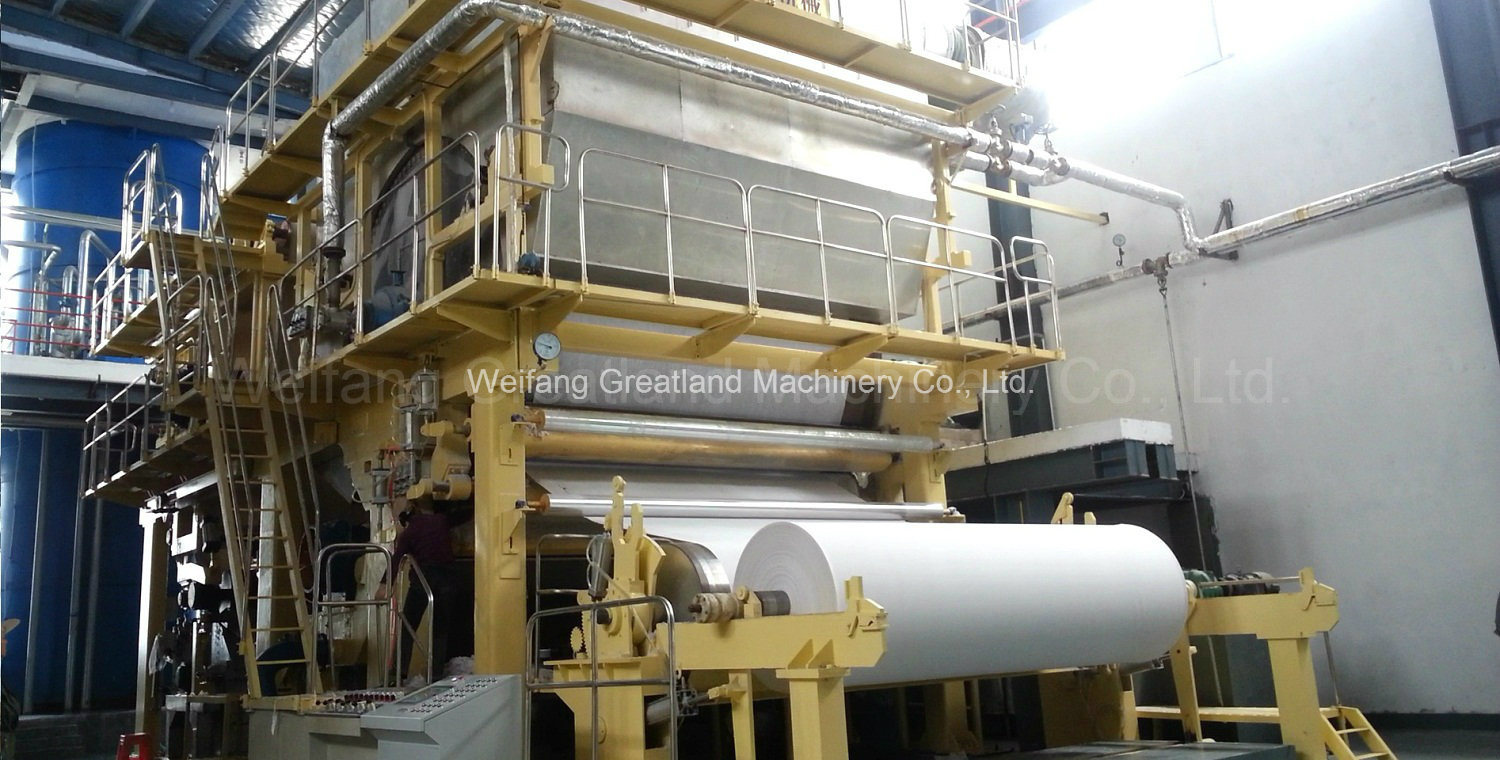 China Tissue Paper Machine Toilet Paper Machine For Paper