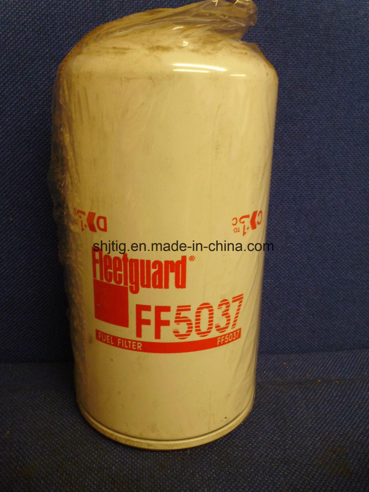 China Ff5037 Fuel Filter Spin On For Dresser Komatsu Terex Filters Equipment Detroit Diesel Engines Oil