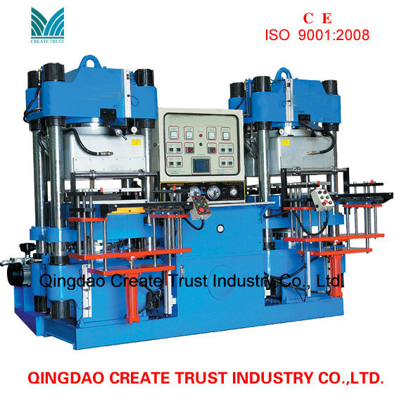 2017 Hot Sale Rubber Vulcanizing Machine with Ce&ISO9001 Certification pictures & photos