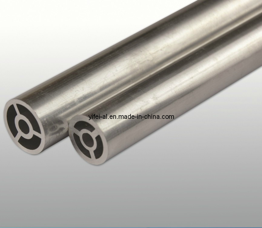 Aluminum/Aluminium Alloy 6063, 3003 Extrusion Various Size Profile Tube (YF-T-010) pictures & photos