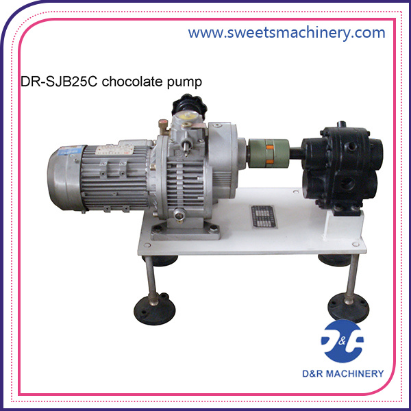Water-Circulating Chocolate Machine Chocolate Dosing Feeding Pump