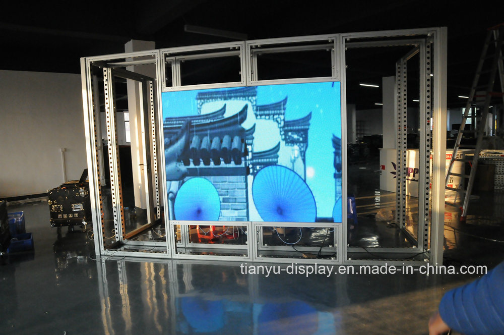 Trade Exhibition Stand Design : China stand design display aluminum trade show booth with