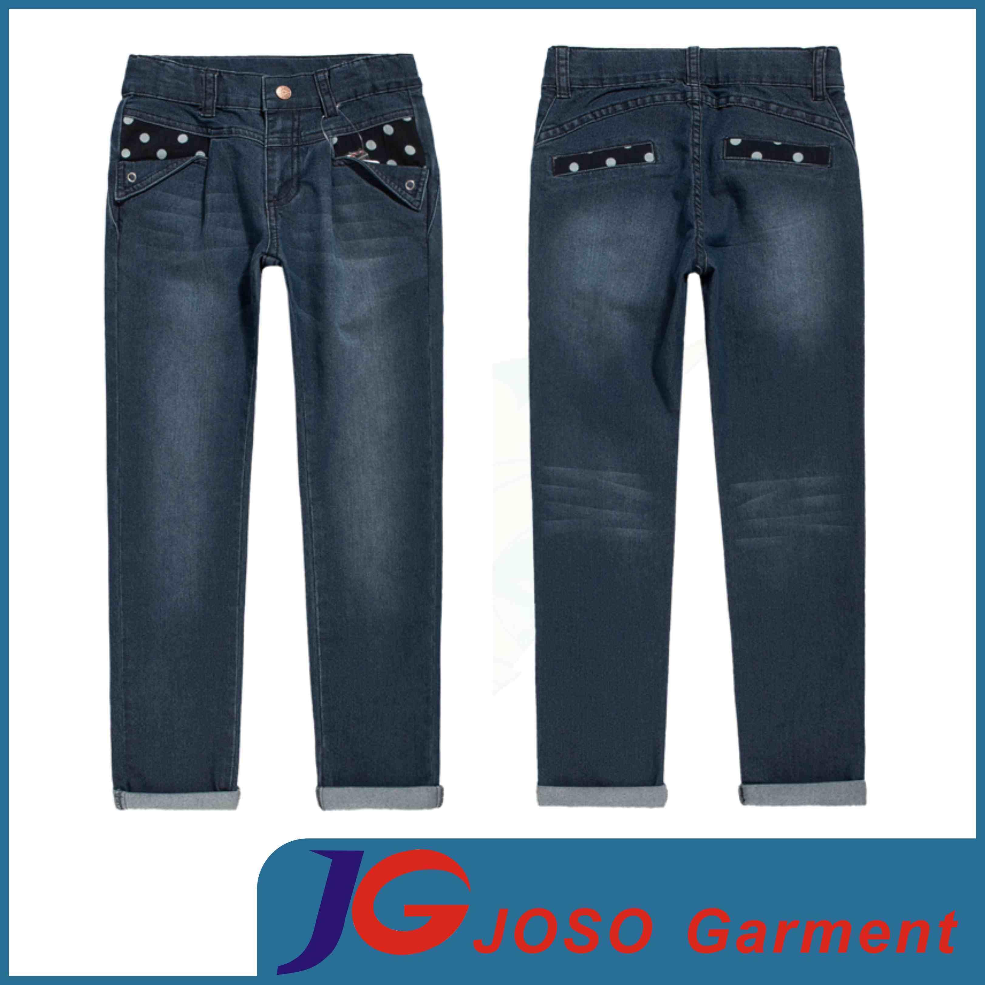 a701c591a9064 China Girls Denim Designer Kids Jeans (JC5127) - China Designer Kids ...