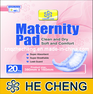 Economy Dry Soft Disposable Maternity Pad