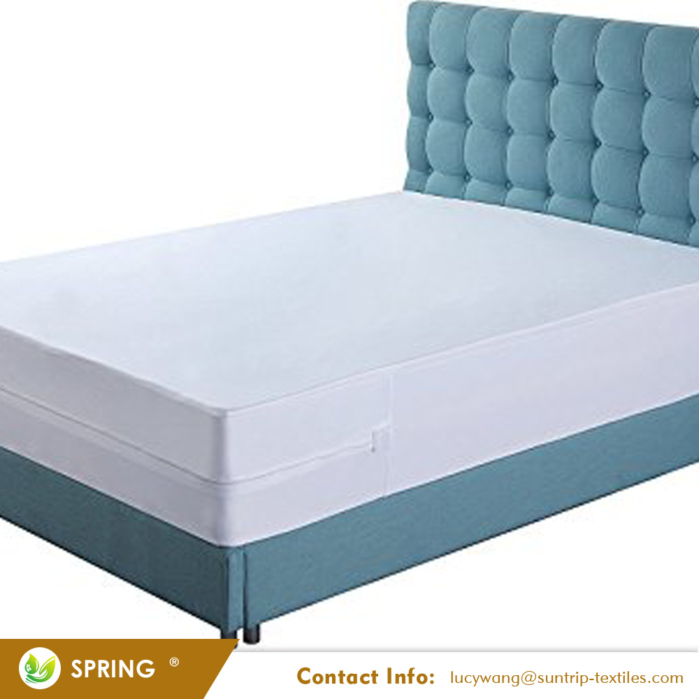 Mattress Cover.Hot Item Twin Extra Long Xl Waterproof Mattress Cover With Zipper