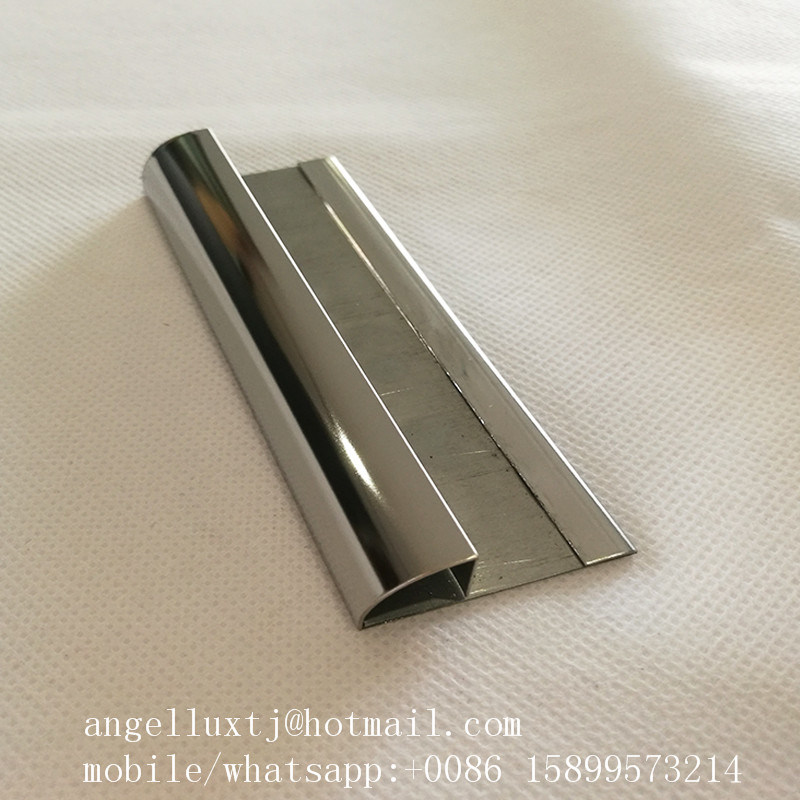 China Supply Difference Shape Stainless Steel Profiles