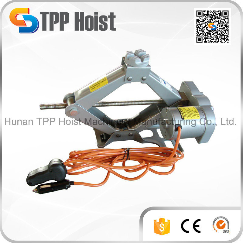 China Hot Sale Steady Working 12V Electric Car Jack - China ...