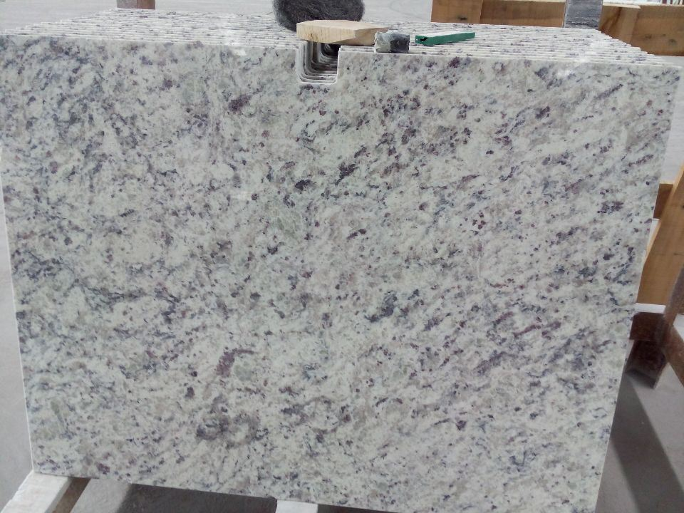 China White Rose Granite For Countertop