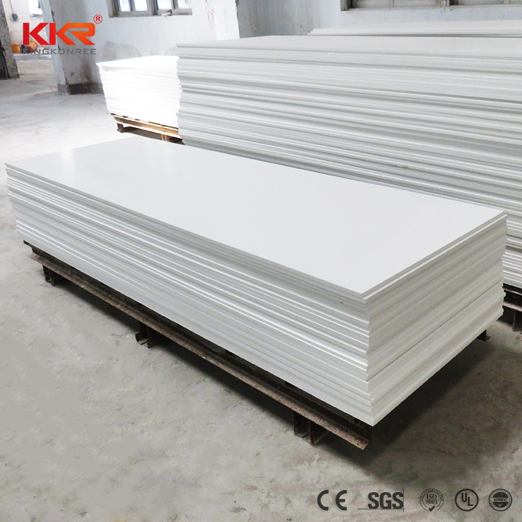 Hot Item 8x4ft Corian Acrylic Solid Surface Sheets For Shower Walls