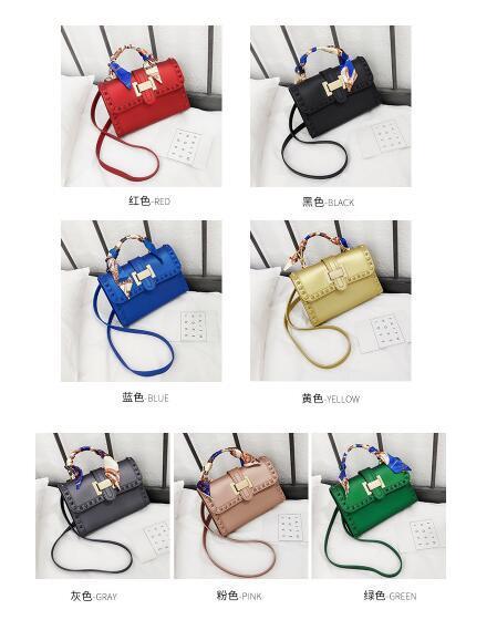fd3f124ae3 China PVC Lady Designer Rubber Plastic Candy Matte Jelly Handbags ...