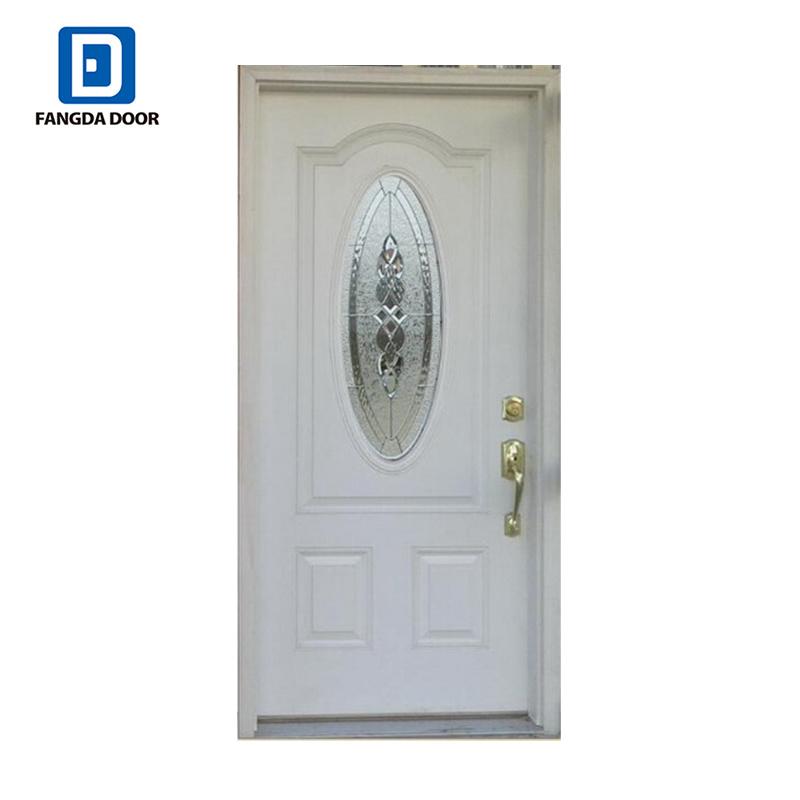 China Pre Hung Series Standard Steel Glass Door China Glass Door