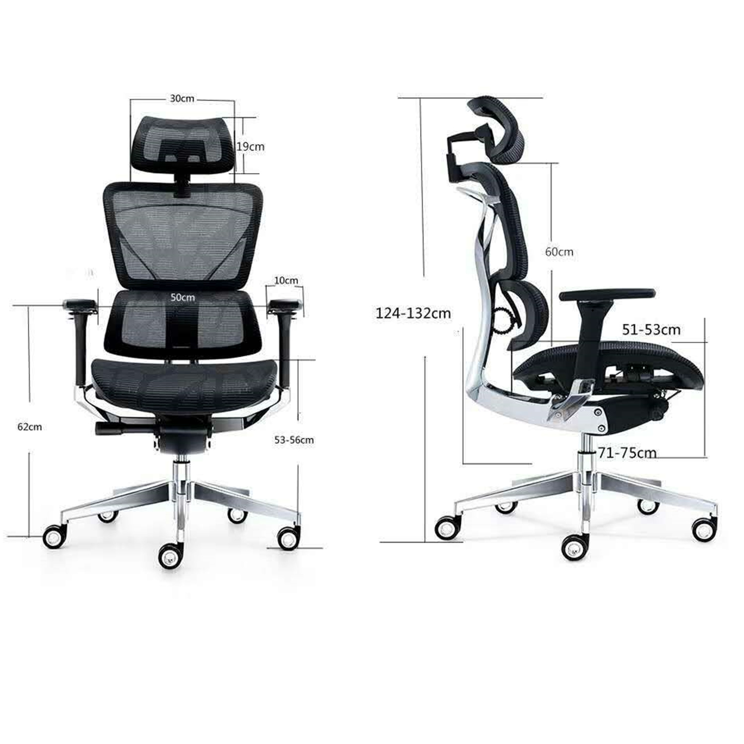 Executive 200kg Office Chair