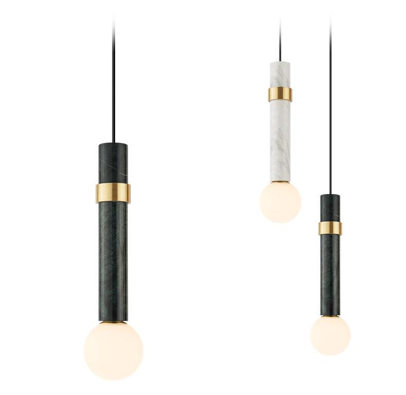 China Nordic Ins Wind Bedroom Bedside, Bedside Table Chandelier Lamps