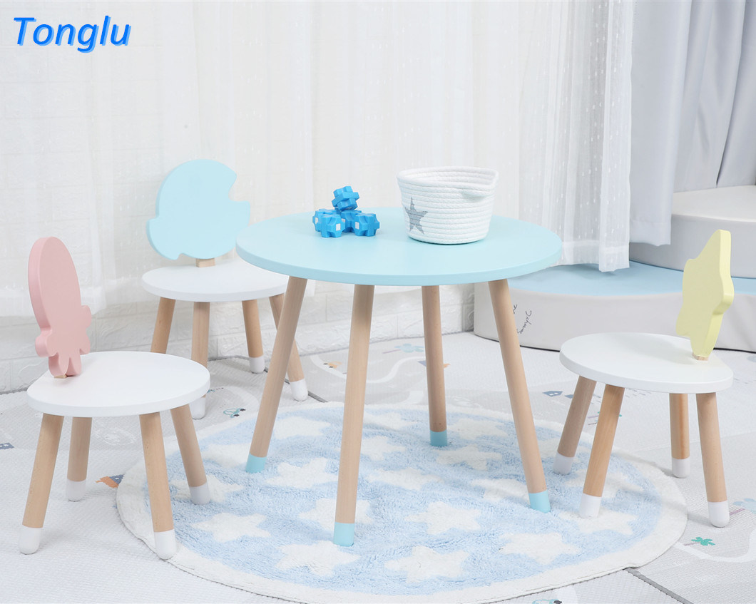 Image of: China Kids Study Table And Chair Set Kindergarten Furniture Toddler Study Writing Desk Chair Photos Pictures Made In China Com