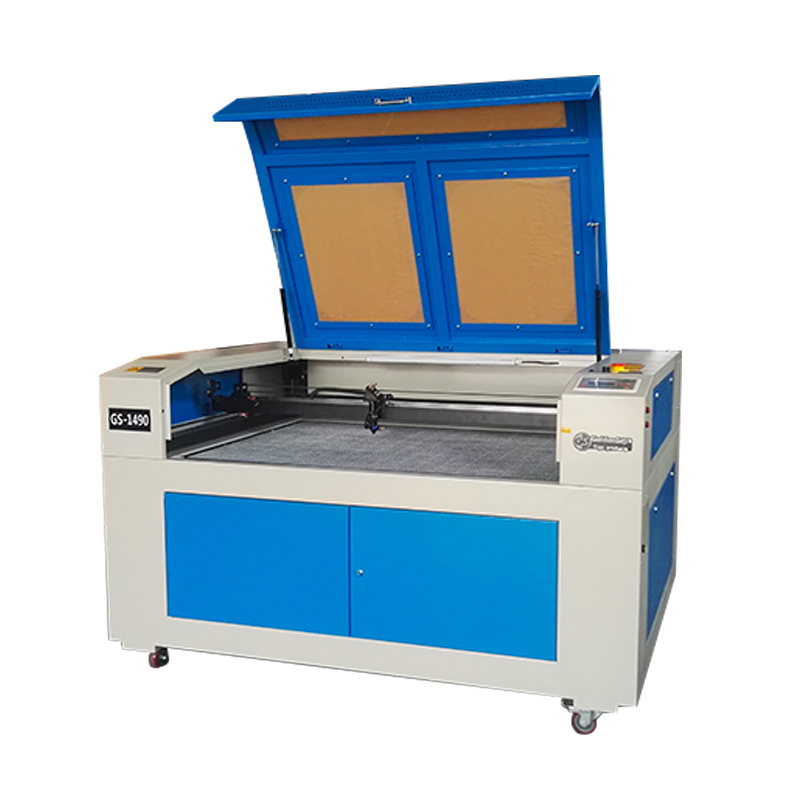 [Hot Item] Goldensign Laser Cutting Machine GS6040 with 60W CO2 Glass Laser  Tube Laser Cutter