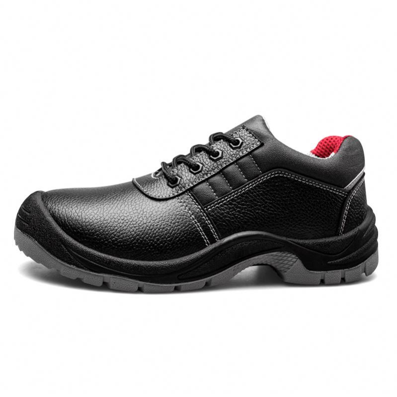 Popular Leather Safety Industrial Shoes