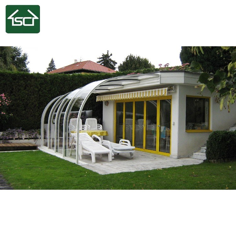 China Ce Certified Pergola Aluminum Awnings Roof Cover For Patios