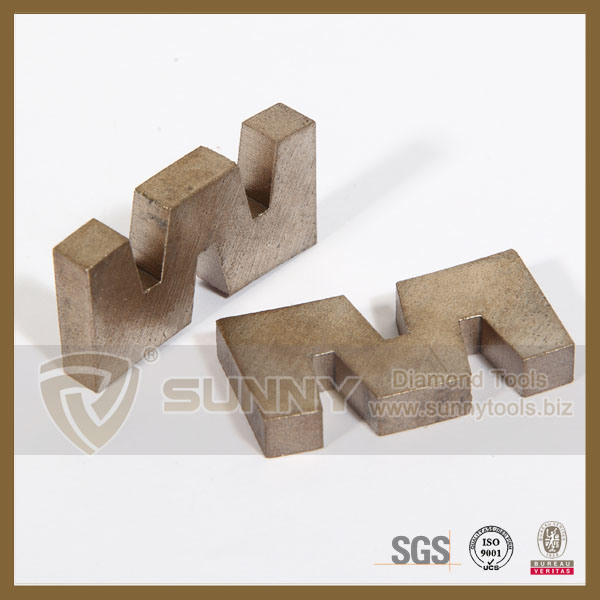 Factory Direct Supply Diamond Granite Cutting Blade Segment