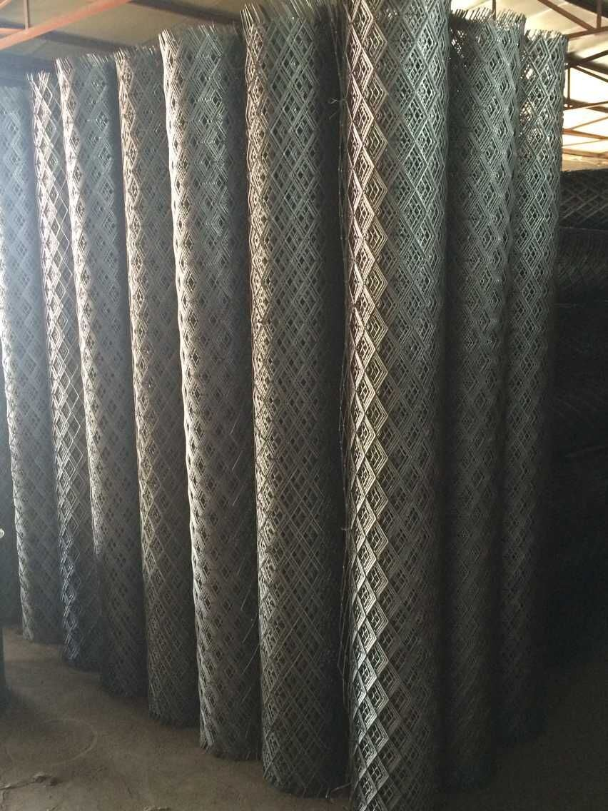 China Low Carbon Steel Expanded Wire Mesh - China Expanded Wire Mesh ...