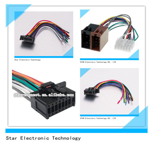 china oem odm 18 pin automotive iso pioneer audio radio stereo rh starconnect en made in china com