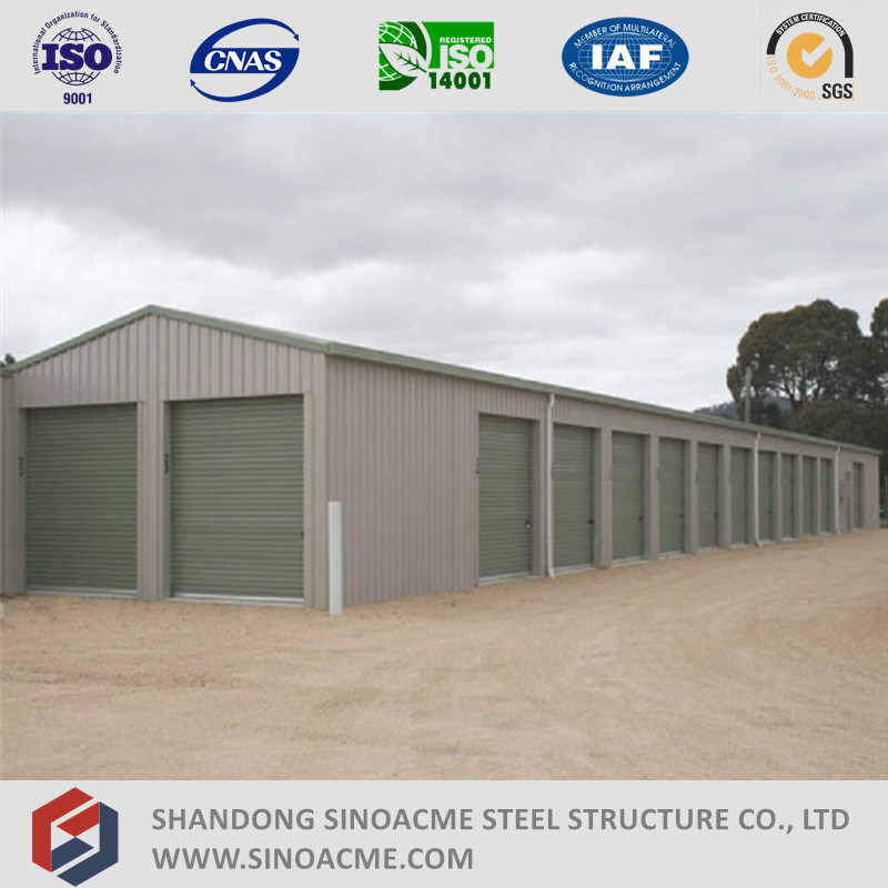 Sinoacme Prefabricated Light Steel Structure Warehouse