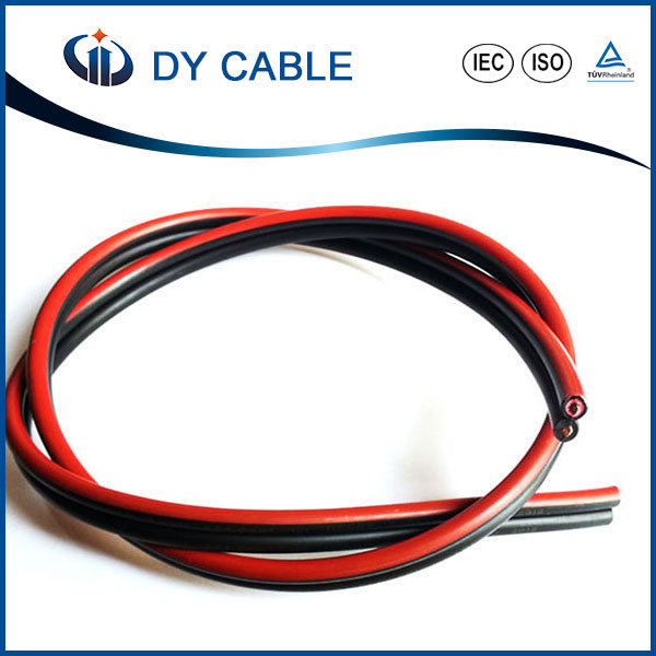 Photovoltaic 6mm2 DC Solar Cable/PV Solar Cable