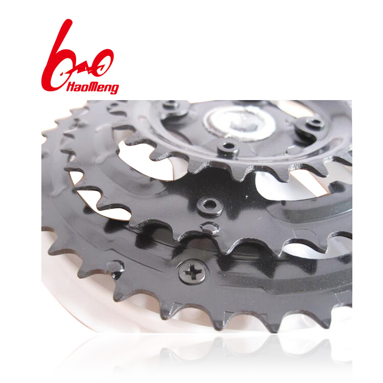 High Quality 46t Bicycle Chainwheel and Crank for Traditional Bike
