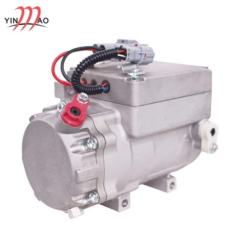 China Trucks And Electric Vehicles U2032 Dc Air Conditioner Compressor
