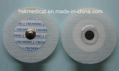High Quality Disposable ECG Electrodes 45mm OEM Adult or Child-HS43-5