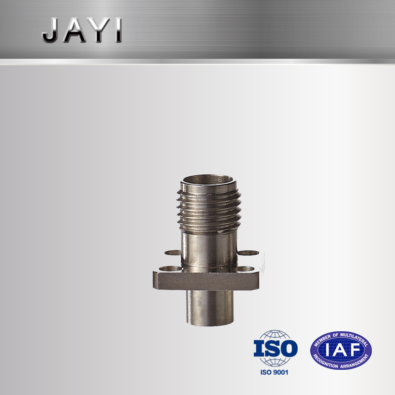 Stainless Steel Communication Converter of CNC Machined Parts