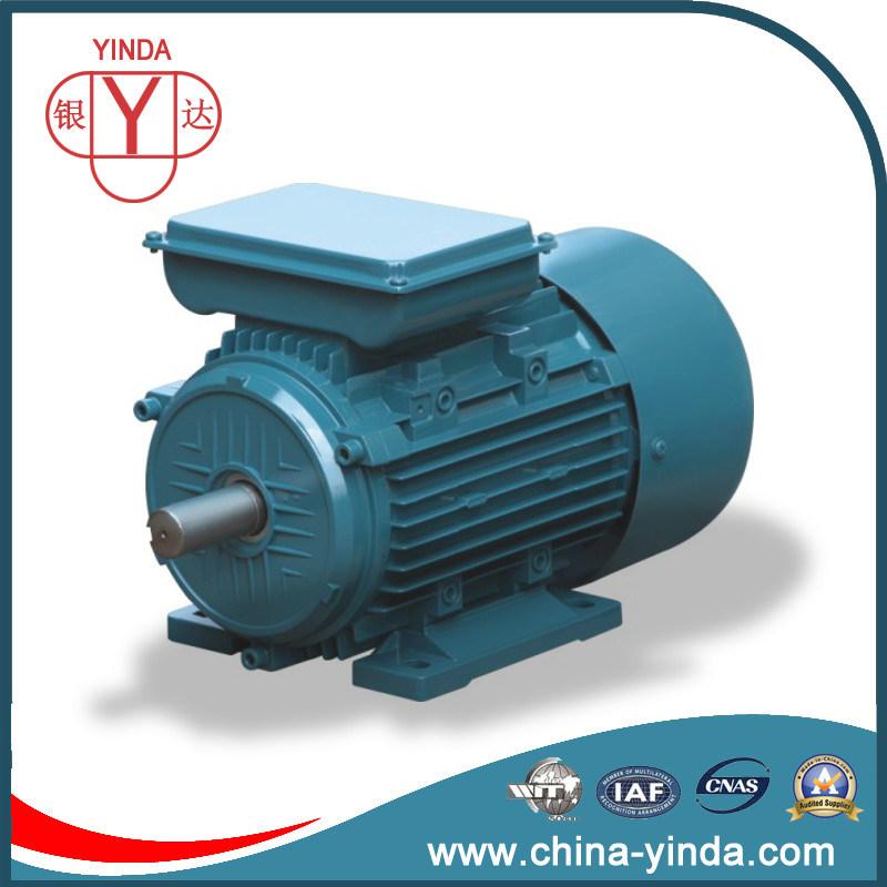 China 1/3HP-4HP Aluminum Frame Dual-Capacitor Single Phase ...