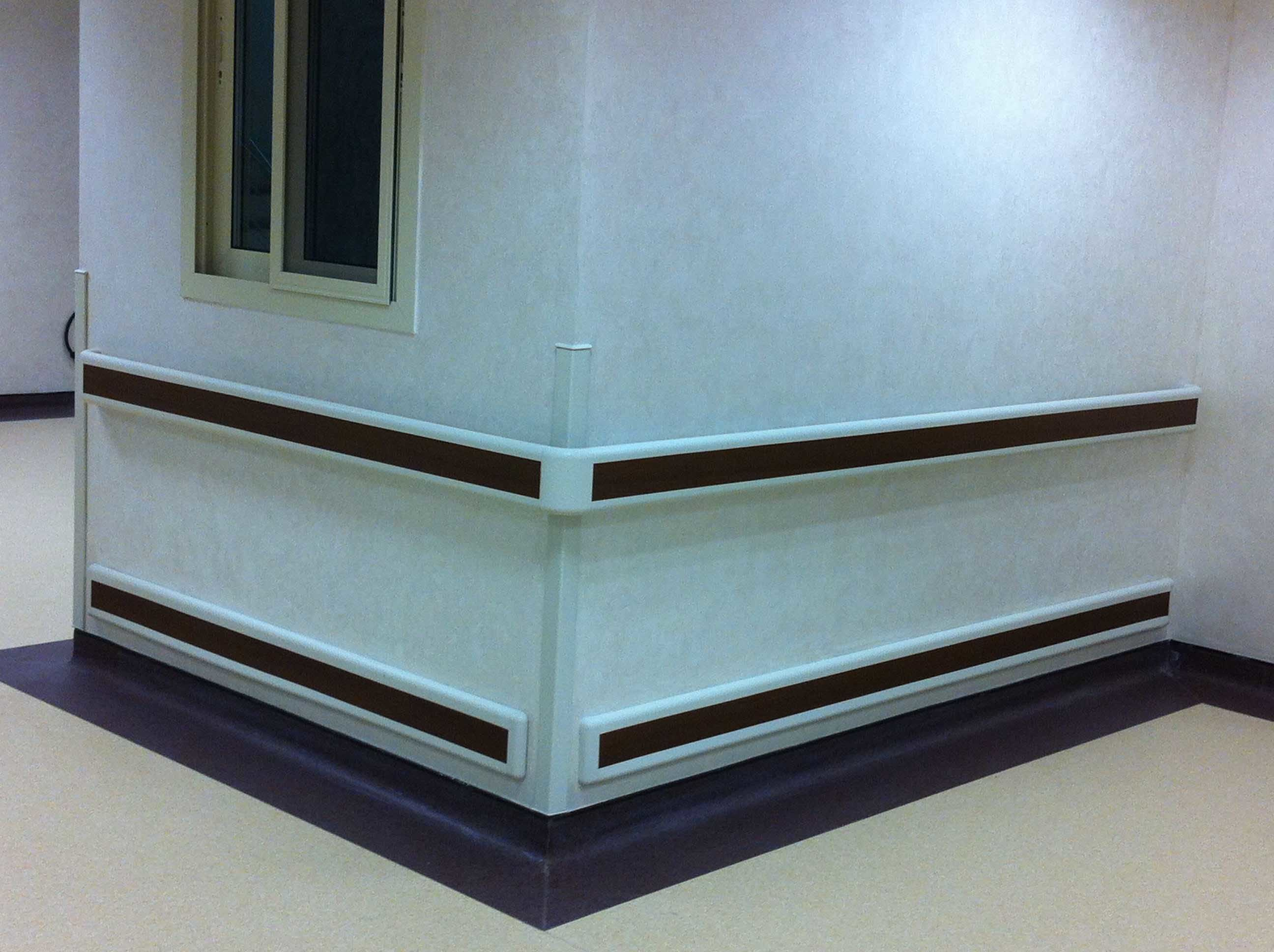 China Vinyl Handrails Lowes Pawling Corner Guards - China Hospital ...