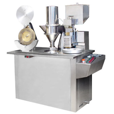 Semi Auto Capsule Filling Machine (DTJ-C)