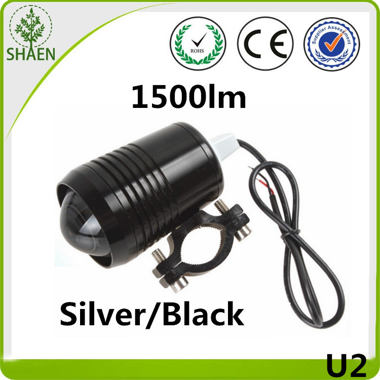 Motorcycle LED Flash Strobe Light 30W 1500lm Universal