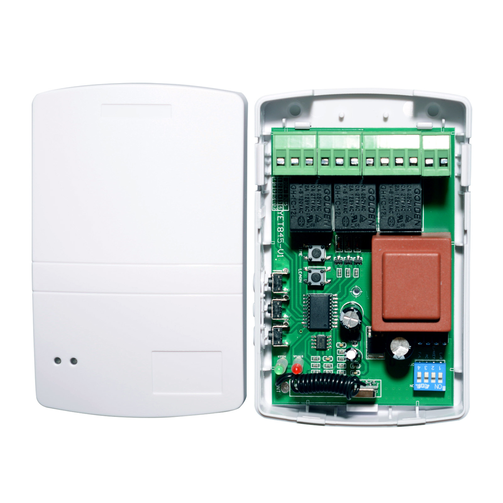 china high quality electric gate door opener receiver china rh yetremote en made in china com