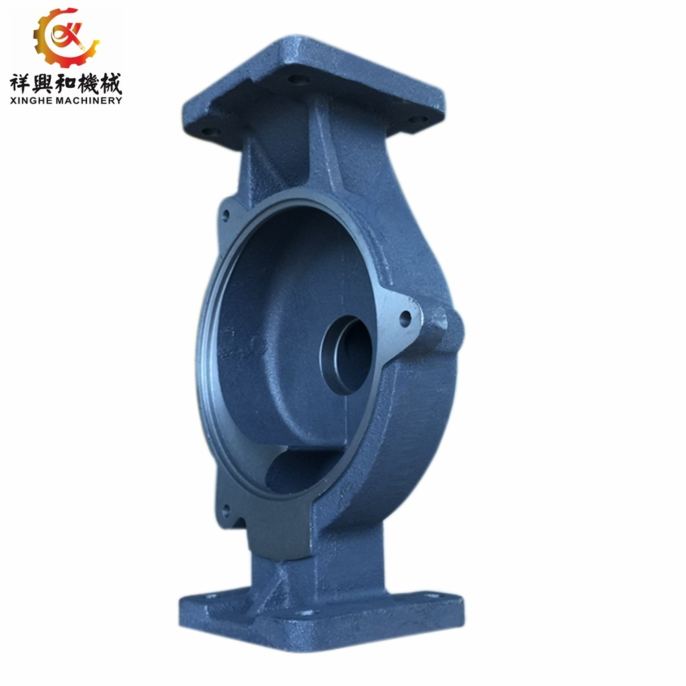 [Hot Item] Ductile Iron Casting Water Pump Parts