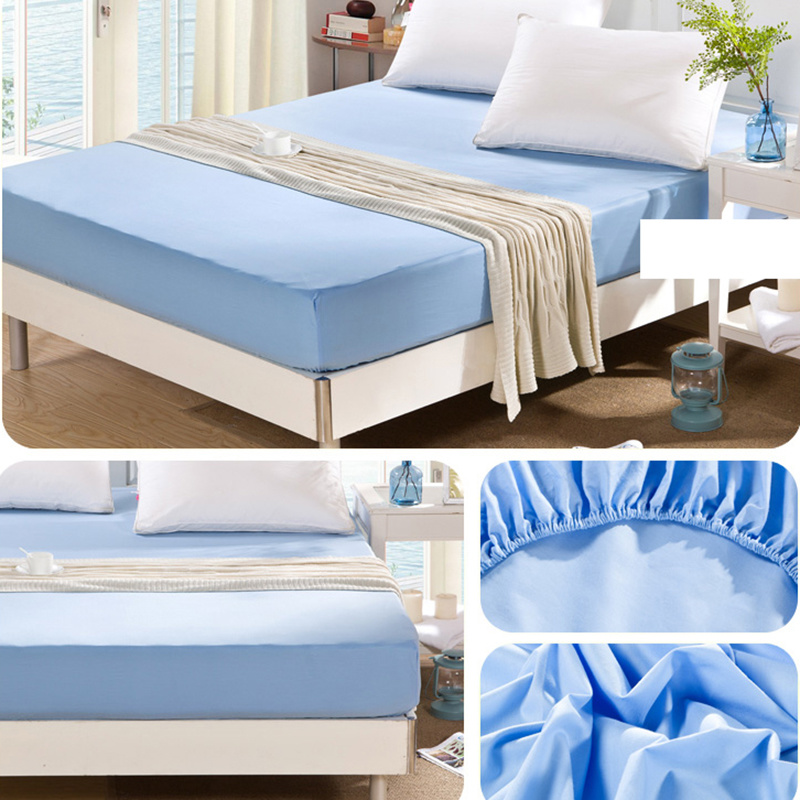Cloth Elastic Waterproof Fitted Bed Sheets