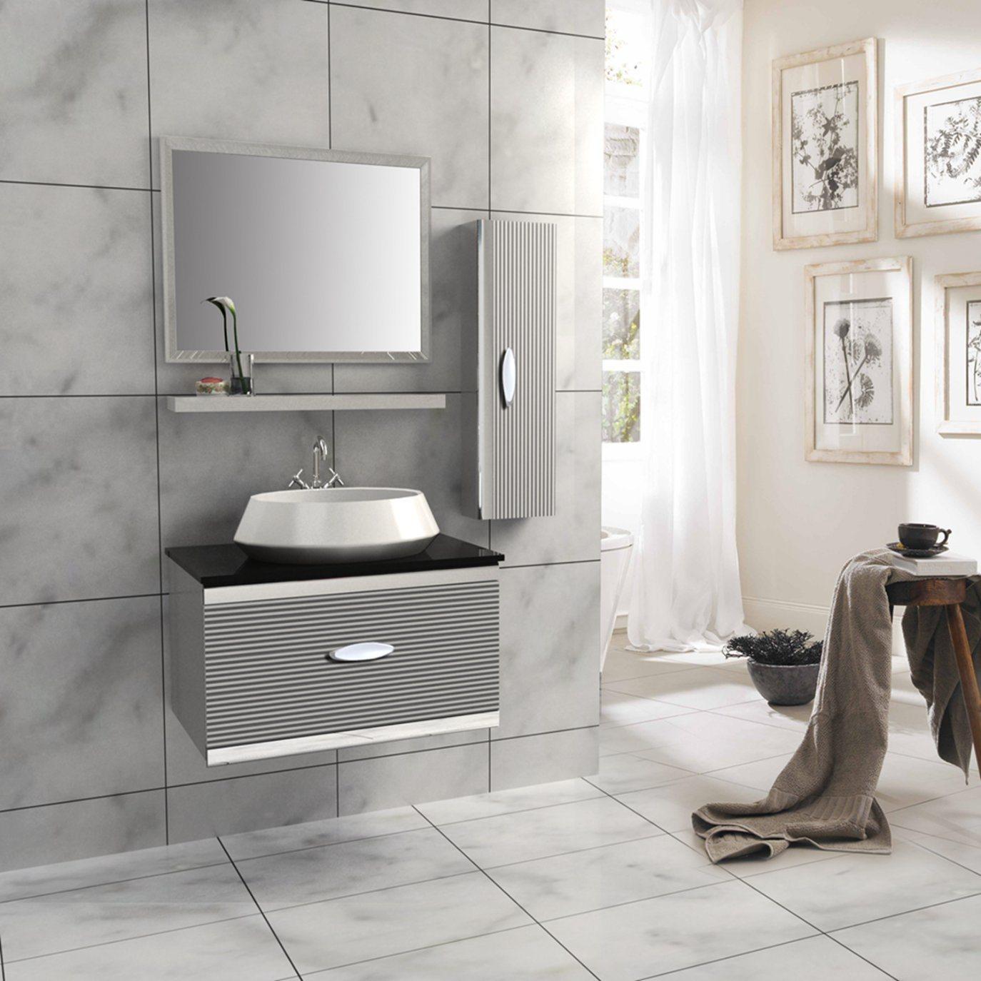 Steel Bathroom Vanity Cabinet