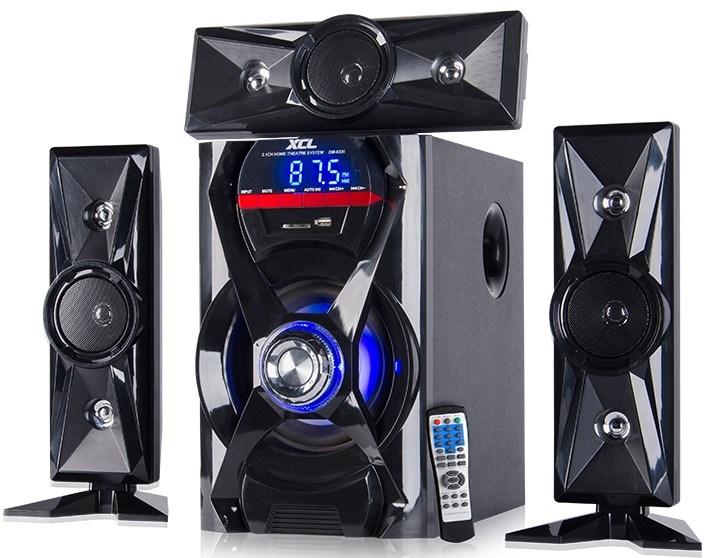 [Hot Item] Hi-Fi Wireless 8.8 Home Theater Multimedia Bluetooth Speaker  System