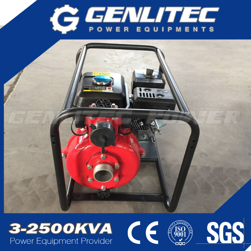 2 Inch Diesel High Pressure Fire Fighting Water Pumps pictures & photos