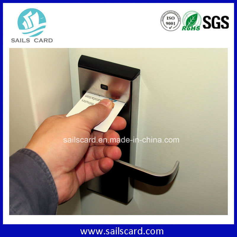 RFID Contactless Blank Smart Card for Time Attendance pictures & photos