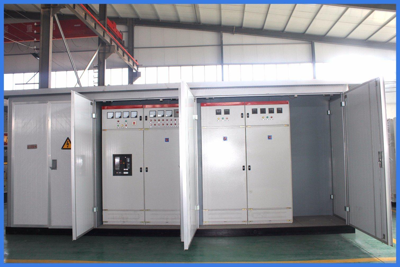 China 20000kVA (20MVA) 33/11kv Power Transformer - China