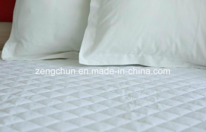 Hotel and Hospital Microfiber Quilt Mattress Topper