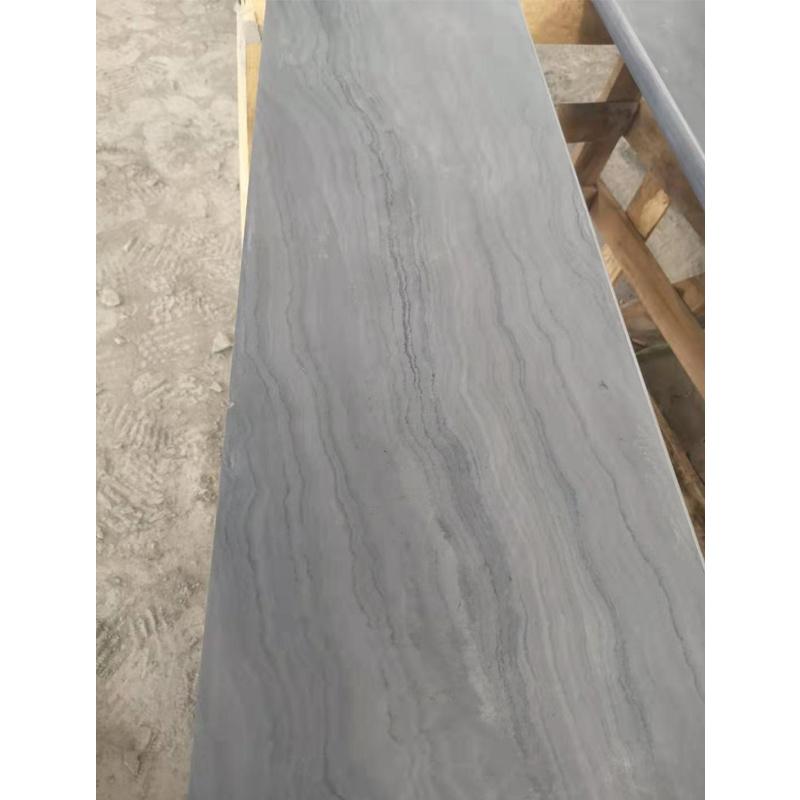 Honed Finish Light Grey Slate Tiles
