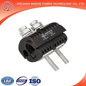 China Wanxie Insulation Piercing Connectors Aluminium/Copper Wire