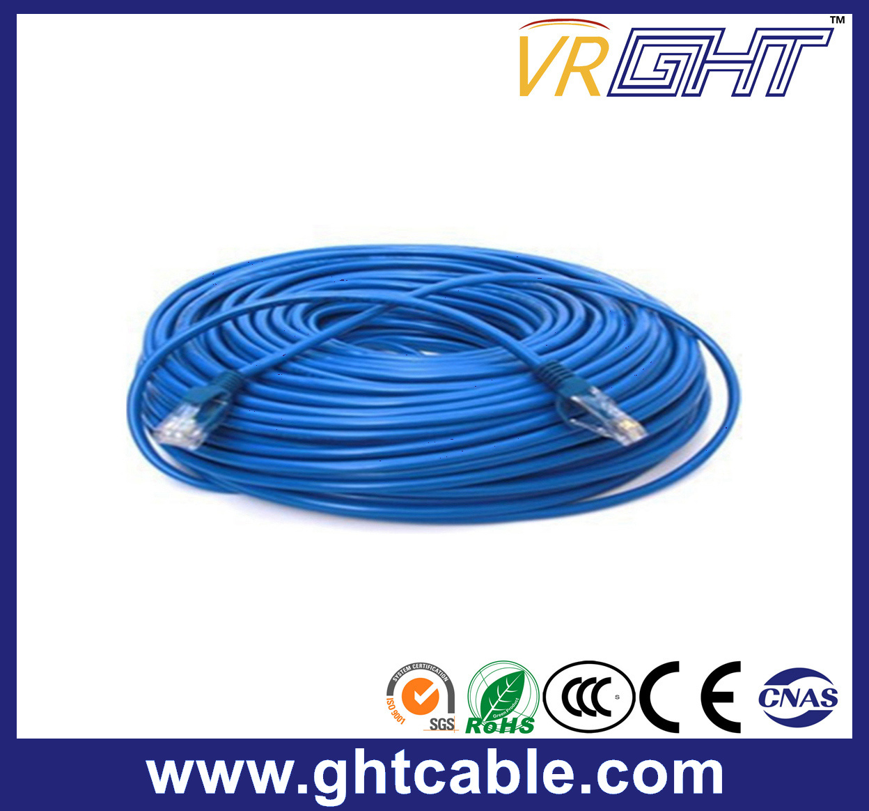 UTP Cat5/CAT6 Network Cable Patch Cord Patch Cable pictures & photos