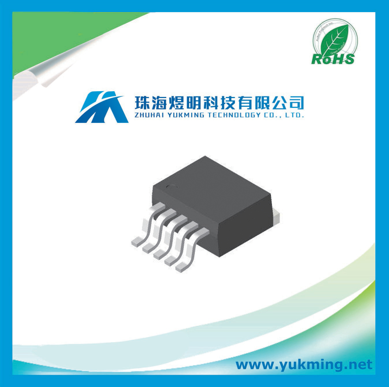 China Ic Integrated Circuit Of Power Converter Voltage Regulator For Lm2596s 12v