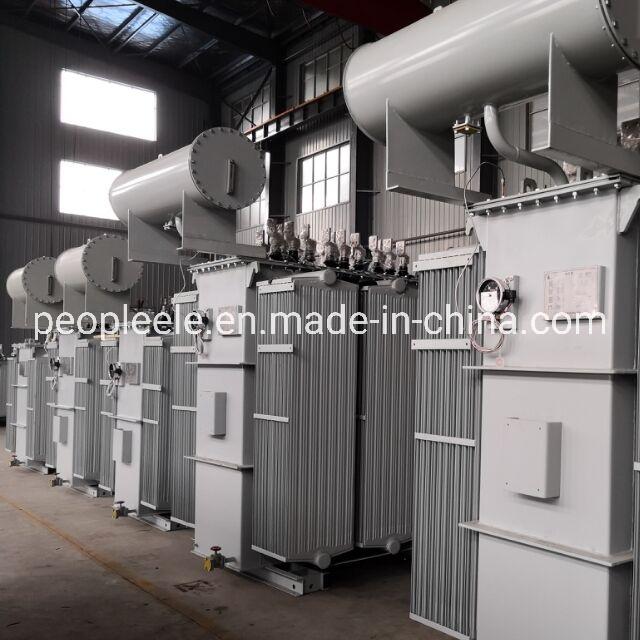 China 33kv 500kVA Prefabricated Power Distribution